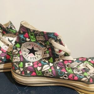 Converse Shoes - limited edition converse